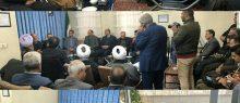 دیدار استاندار محترم استان قزوین با حاج آقا اسلامی