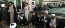 حضور آیتالله اسلامی درمراسم چهلمین روزدرگذشت حجتالسلام سیدجواد موسویشالی