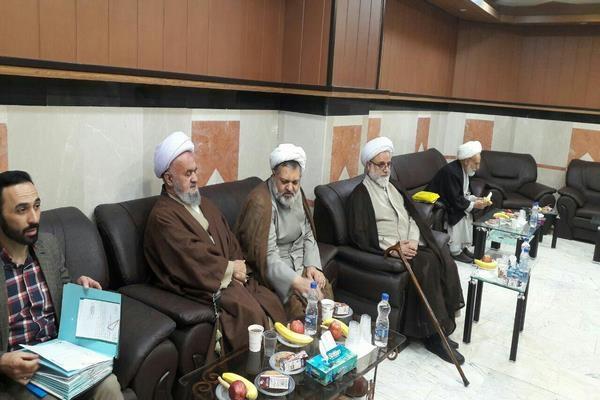 شرکت در اجلاس مدیران و موسسان حوزه های علمیه خواهران