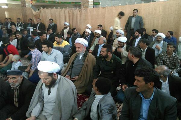 شرکت در سمینار ائمه جمعه استان