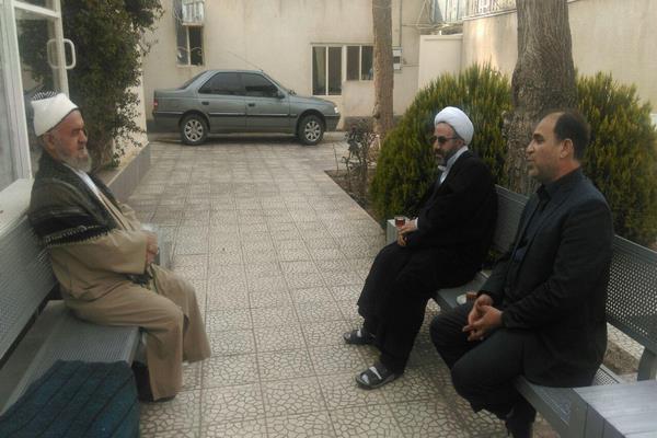 دیدار با مسئولین دامپزشکی استان